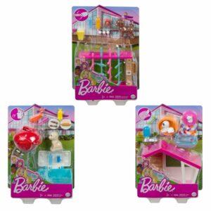 Barbie Mini Playset Met H