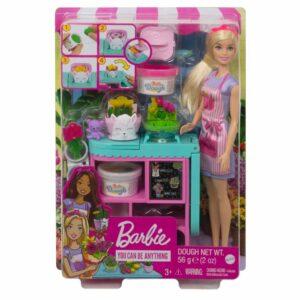 Barbie Bloemist Speelset