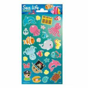 Stickers Sealife