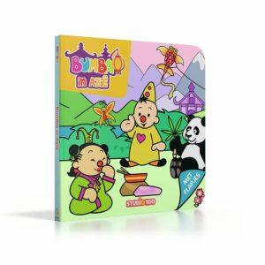 Bumba Kartonboek - Bumba