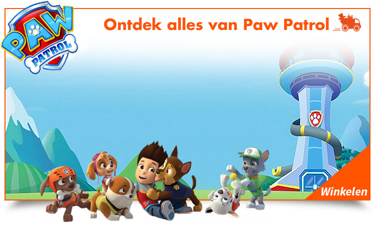 pawpawtrol-speelgoed