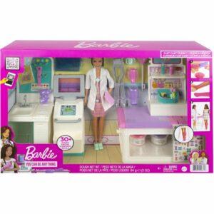 Barbie Careers Medical Pl
