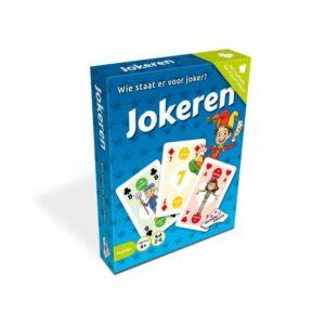 Kaartspel Jokeren