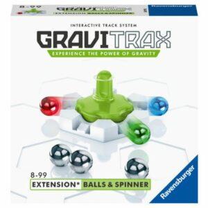 Gravitrax Balls En Spinne