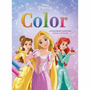 Kleurboek Color Disney Pr
