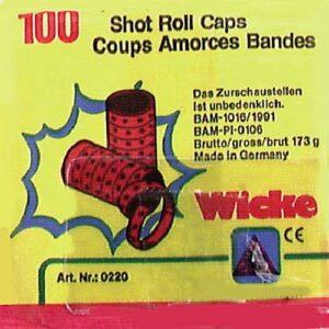 Amorces 100-Schots Voor K