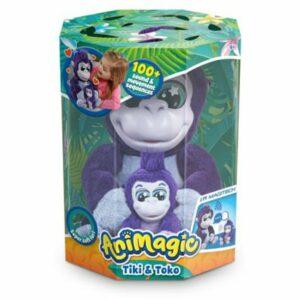 Animagic Tiki And Toko Go