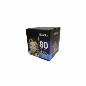Bouwplankjes BBlocks 80 S