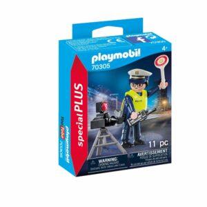 Playmobil 70305 Politiema