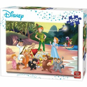 Puzzel Disney Peter Pan 5