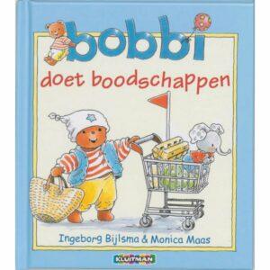 Boek Bobbi Doet Boodschap