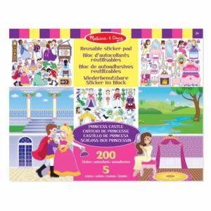 Stickerboek Groot Prinses