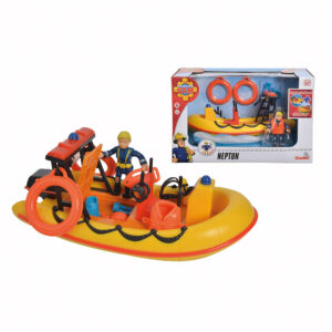Badspeelgoed Brandweerman