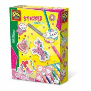 SES Sticker Maker
