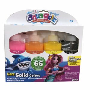 Aqua Gelz Solid Color Ref