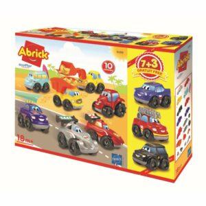 Abrick Autoset 10 Auto's