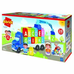 Abrick Vrachtwagen Met Bl
