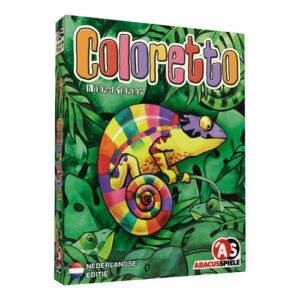 Spel Coloretto