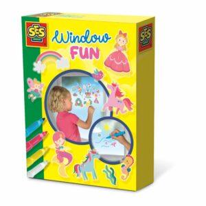 SES Window Fun Prinsessen